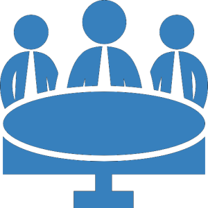 business-meeting-group-on-circular-table